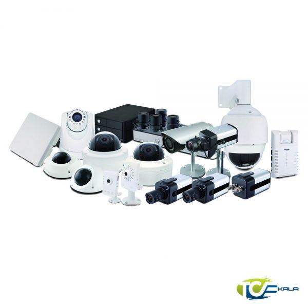 سیستم های امنیتی و نظارت تصویری
