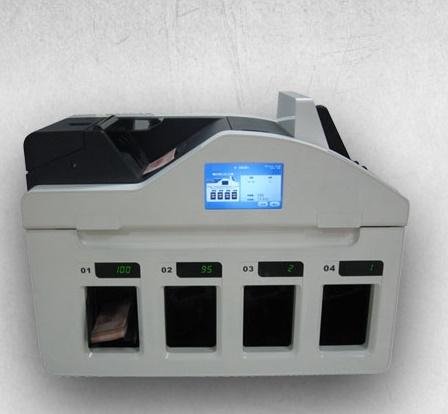 دستگاه سورتر اسکناس مدل CM400